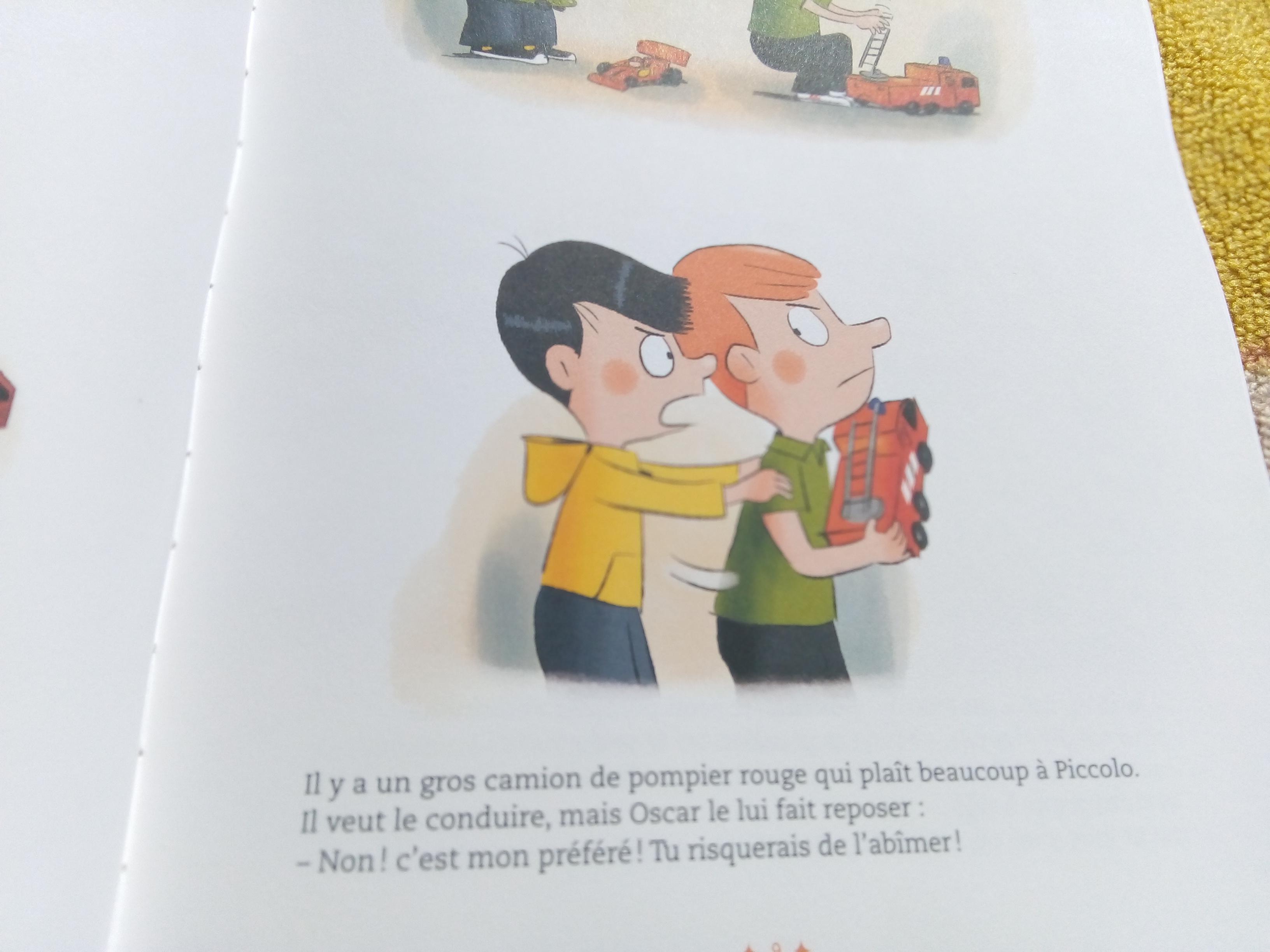 livre enfants prêter