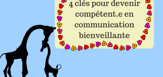 4 clés pour devenir compétent.e en communication bienveillante