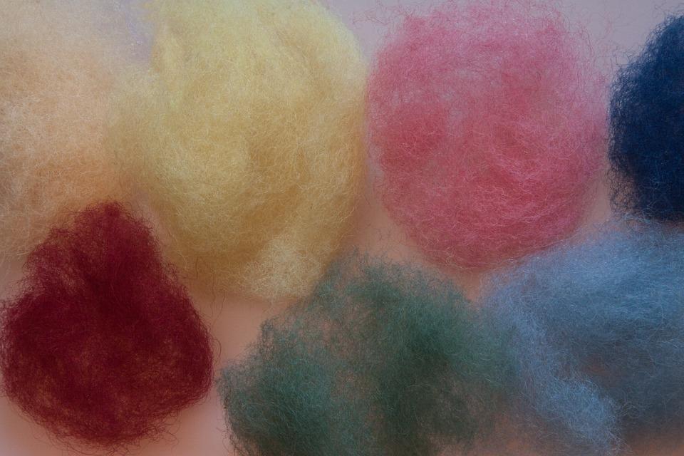 pédagogie steiner feutre de laine