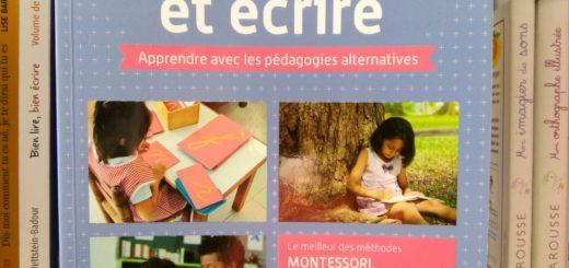 lire et écrire pédagogie alternative
