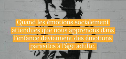 émotions parasites