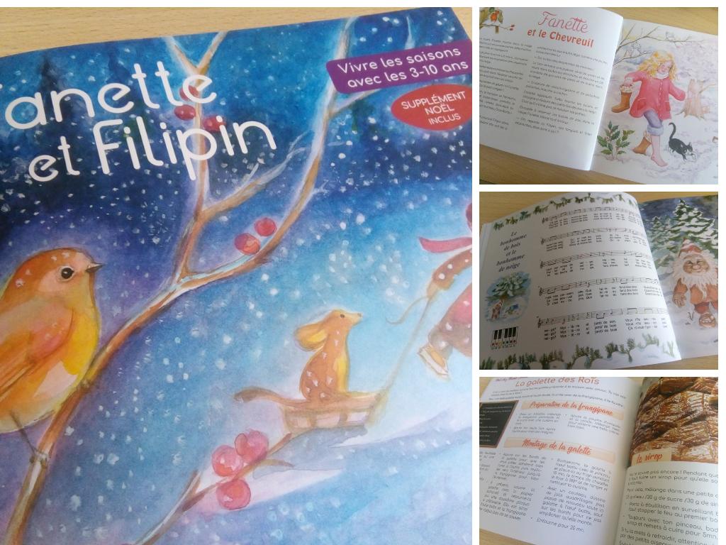 magazine fanette filipin