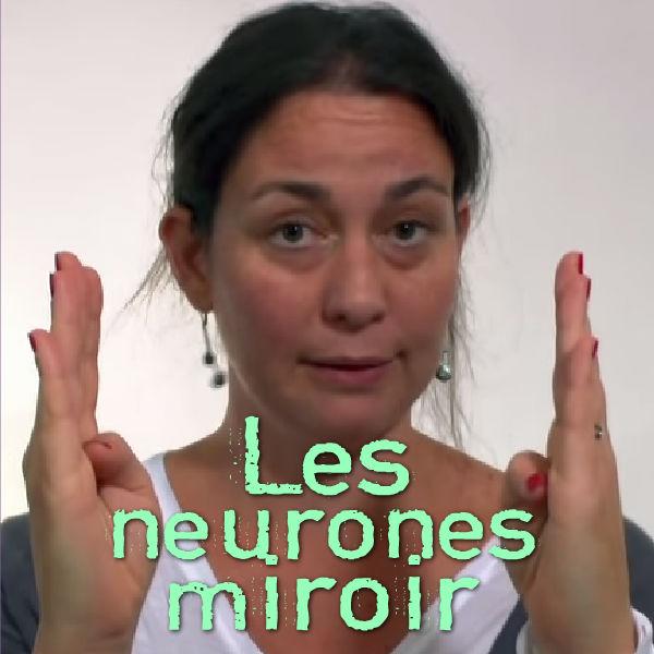 neurones miroir cerveau dans la main