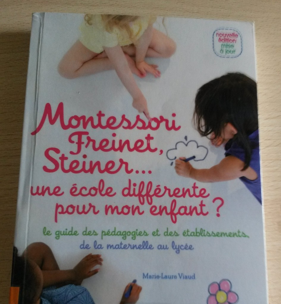 Montessori, Freinet, Steiner... une école différente pour mon enfant