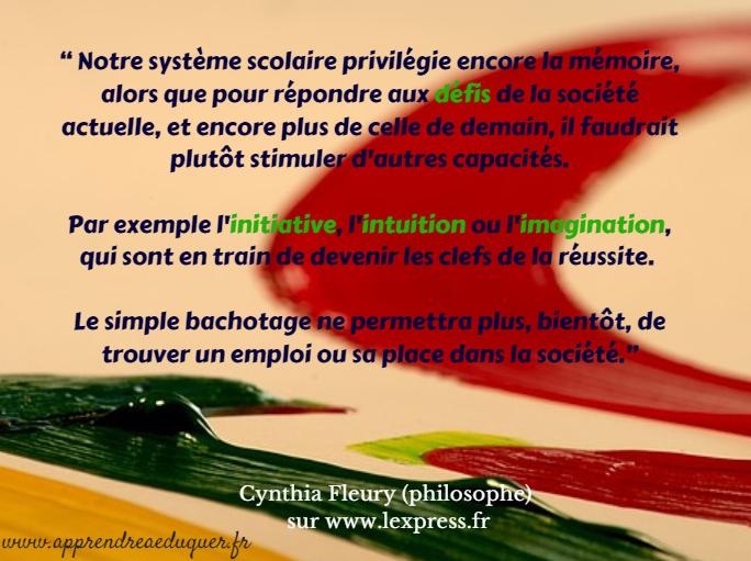 citation cynthia fleury