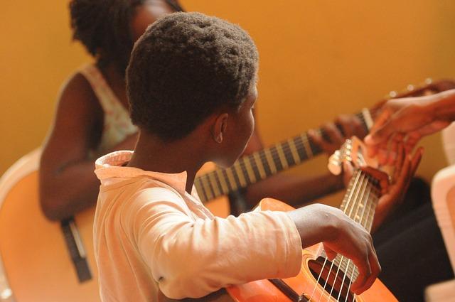 désir d'apprendre arts et musique