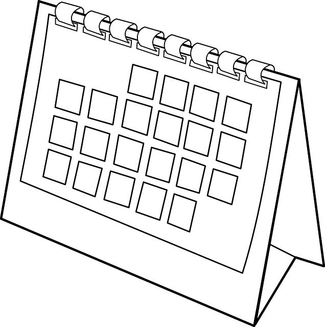 planifier pour réviser