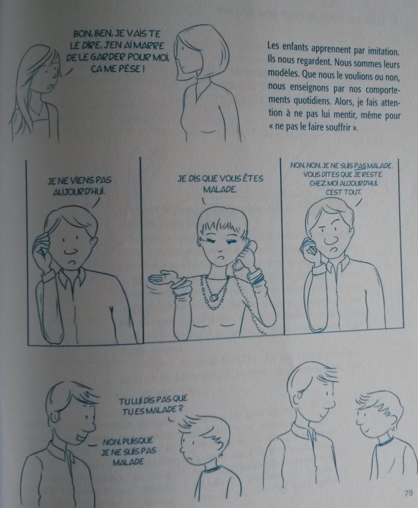 """Image extraite de """"Il me cherche"""" par Isabelle Filliozat"""