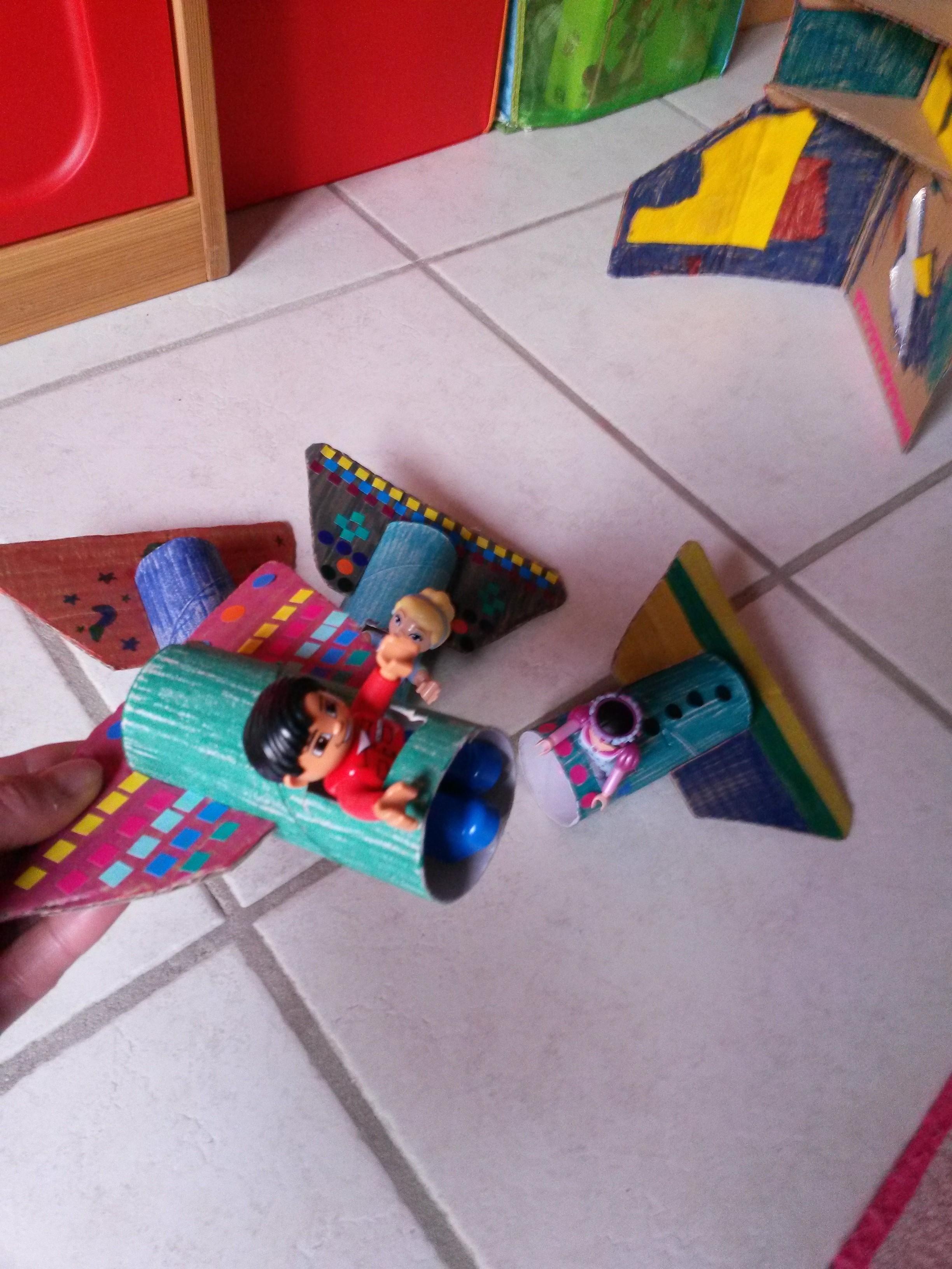 Carton À Faire 3 Constructions En Enfants Avec Les 1cFlJKT3