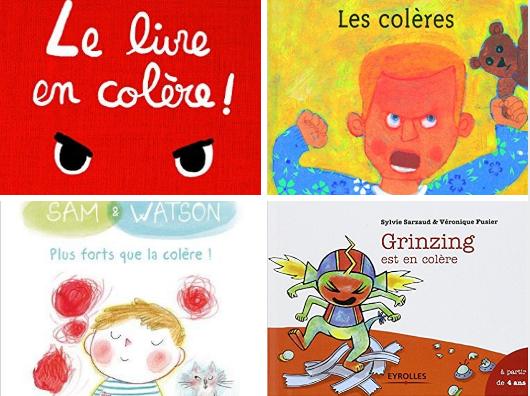 4 Livres Pour Aborder Le Theme De La Colere Avec Les Enfants