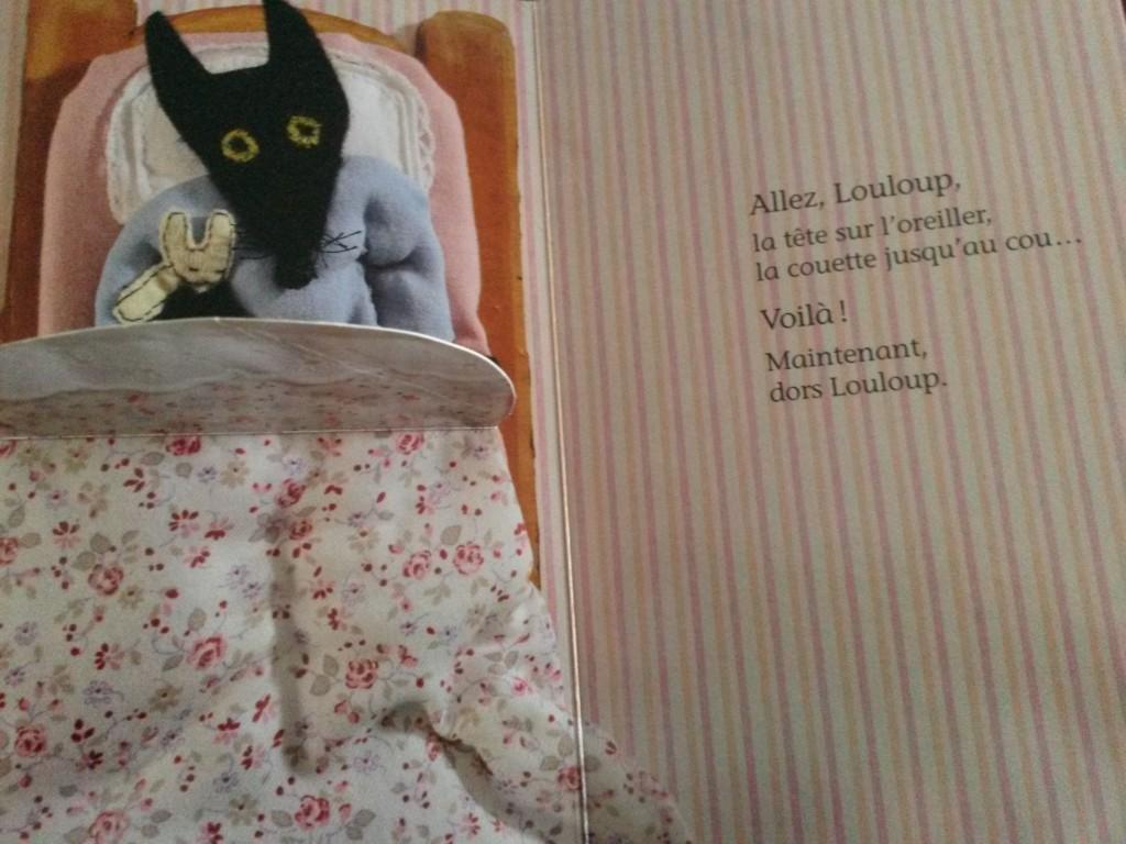 qui dort ici livre peur enfant