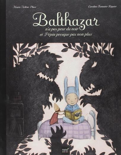 balthazar peur du noir