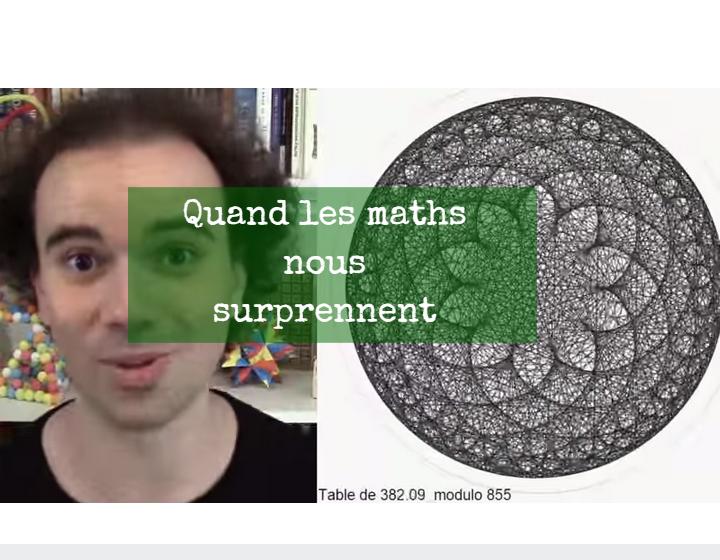 maths nous surprennent