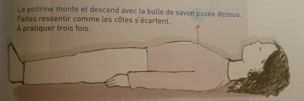 exercice respiration enfant