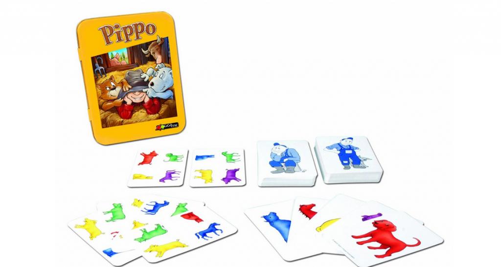 jeu Pippo