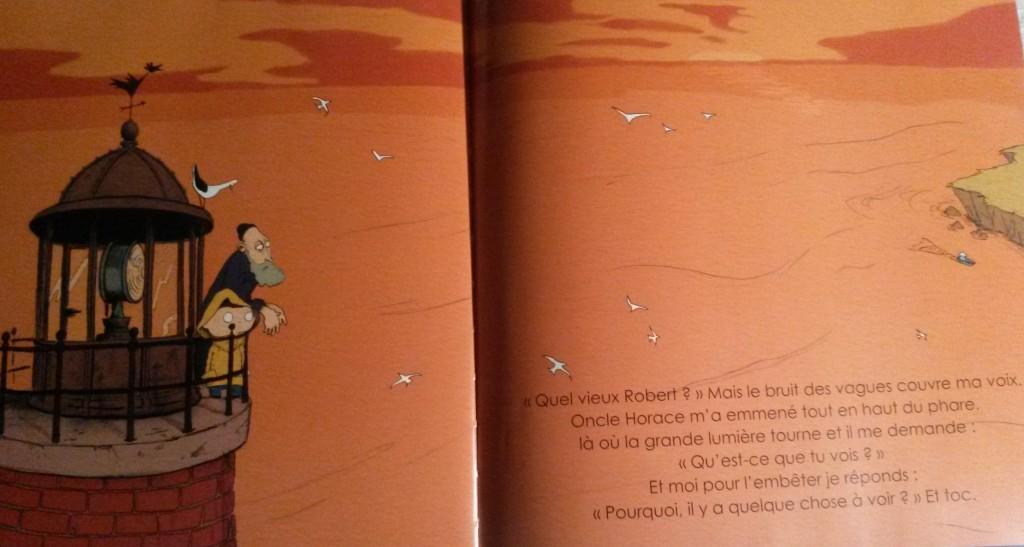 livre enfants sémerveiller