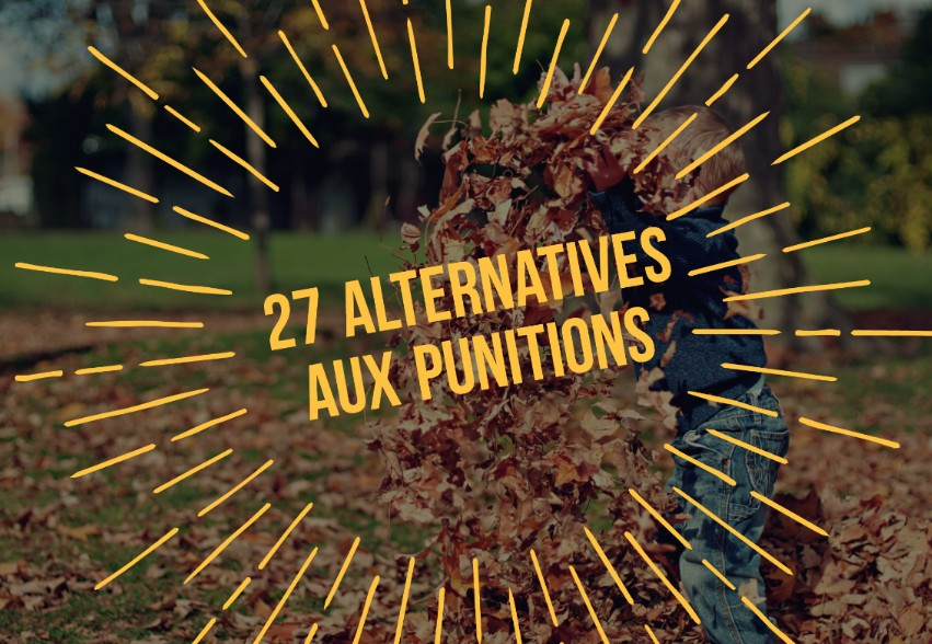 alternatives aux punitions