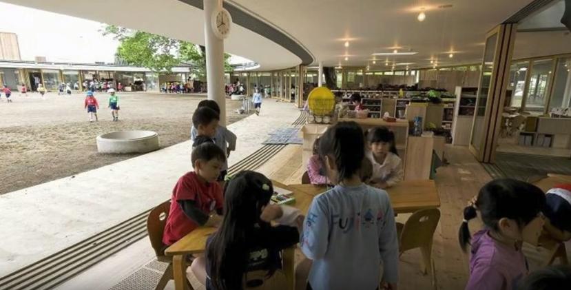 architecture maternelle