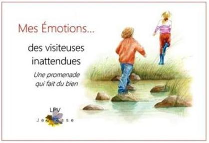mes émotions des visiteuses