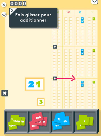 tables de multiplication appli