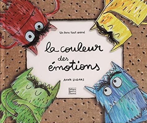 La Couleur Des Emotions Un Livre Anime Pour Les Enfants