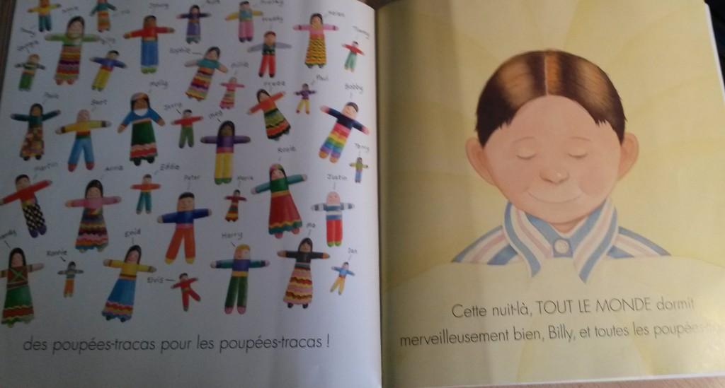 livres enfants angoissés