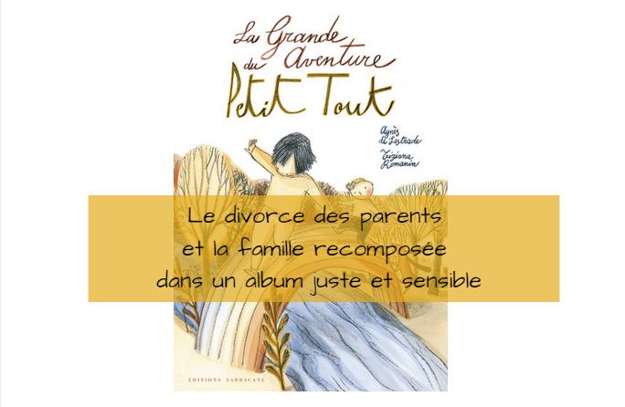 la grande aventure du petit tout divorce parents
