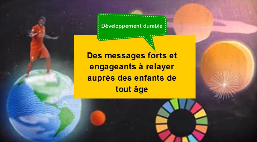 développement durable enfant