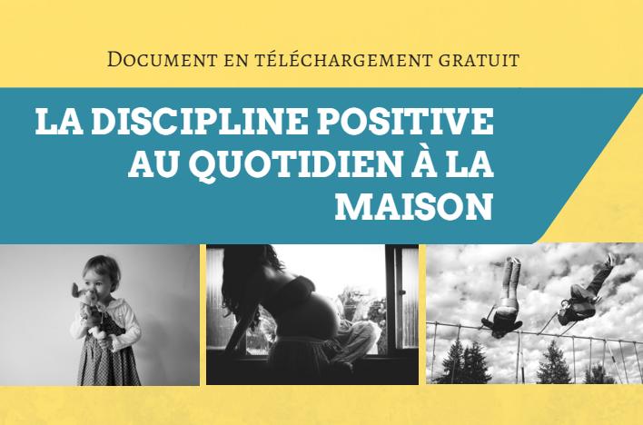 appliquer la discipline positive