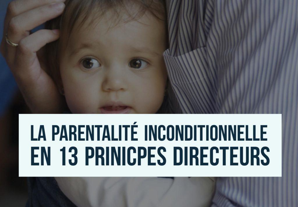 parentalité inconditionnelle