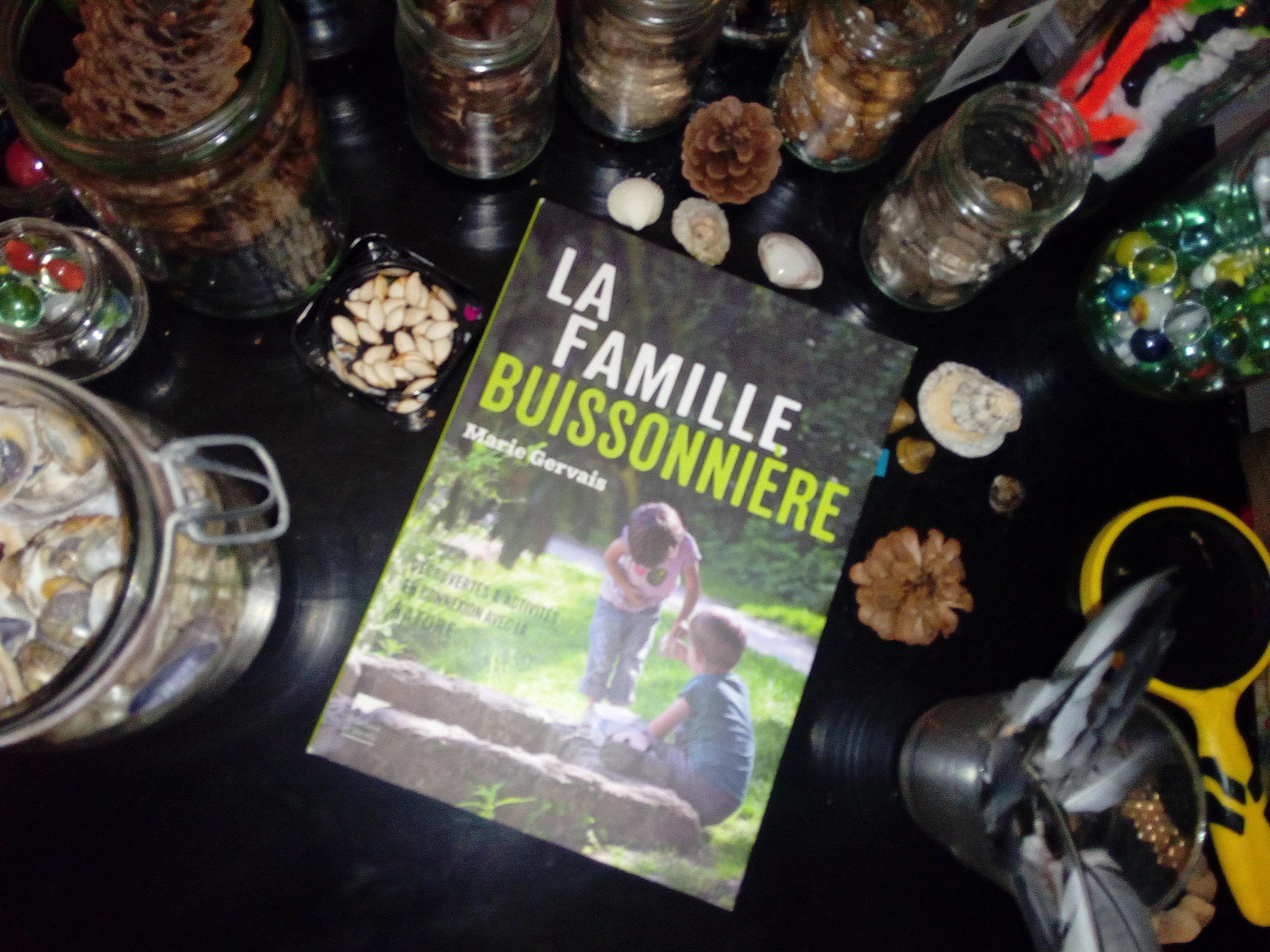 livre la famille buissonnière