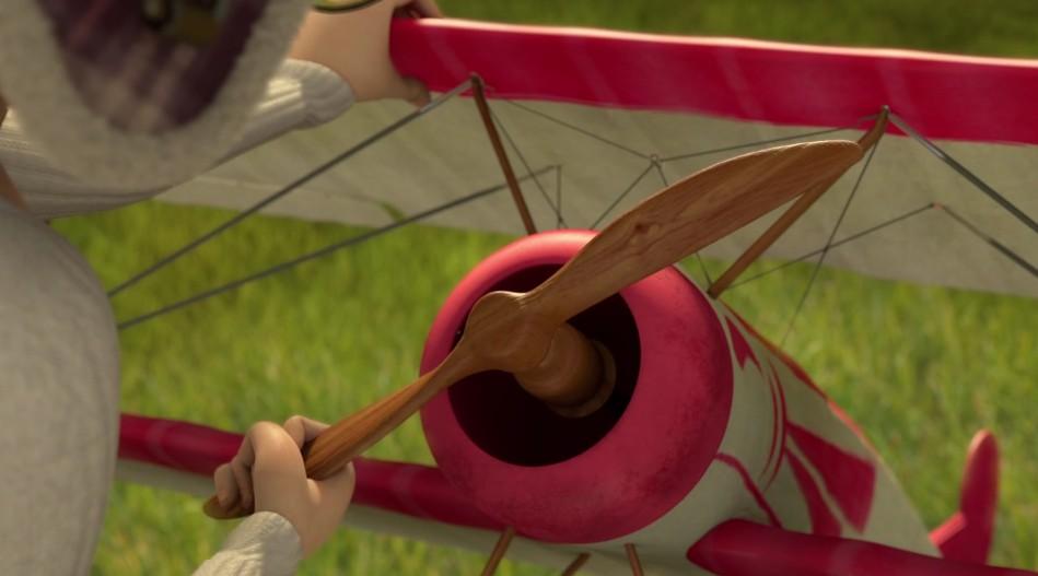 film d'animation soar