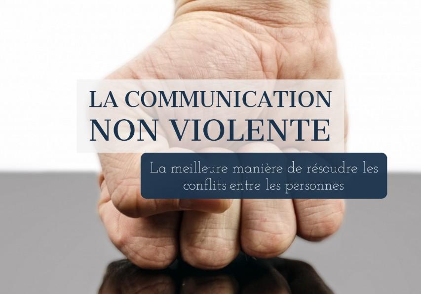 résoudre les conflits sans violence