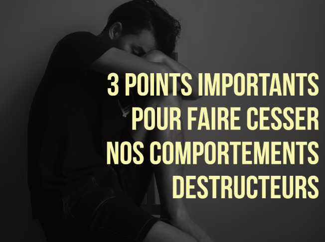 faire cesser comportements destructeurs