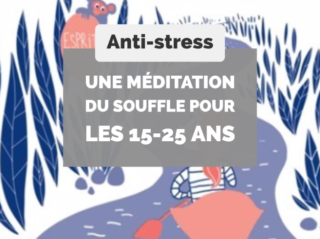 méditation adolescents