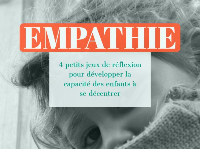 jeu empathie enfants