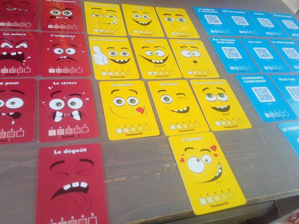 jeu émoticartes émotions