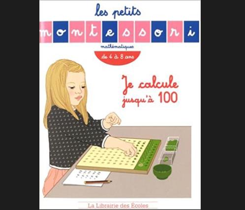 cahiers montessori maths