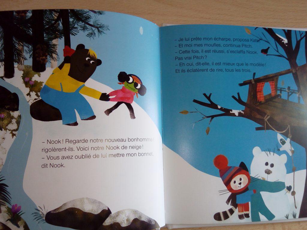 livre enfant persévérer