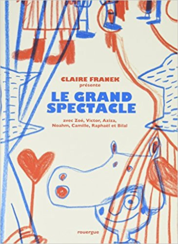 livre le grand spectacle