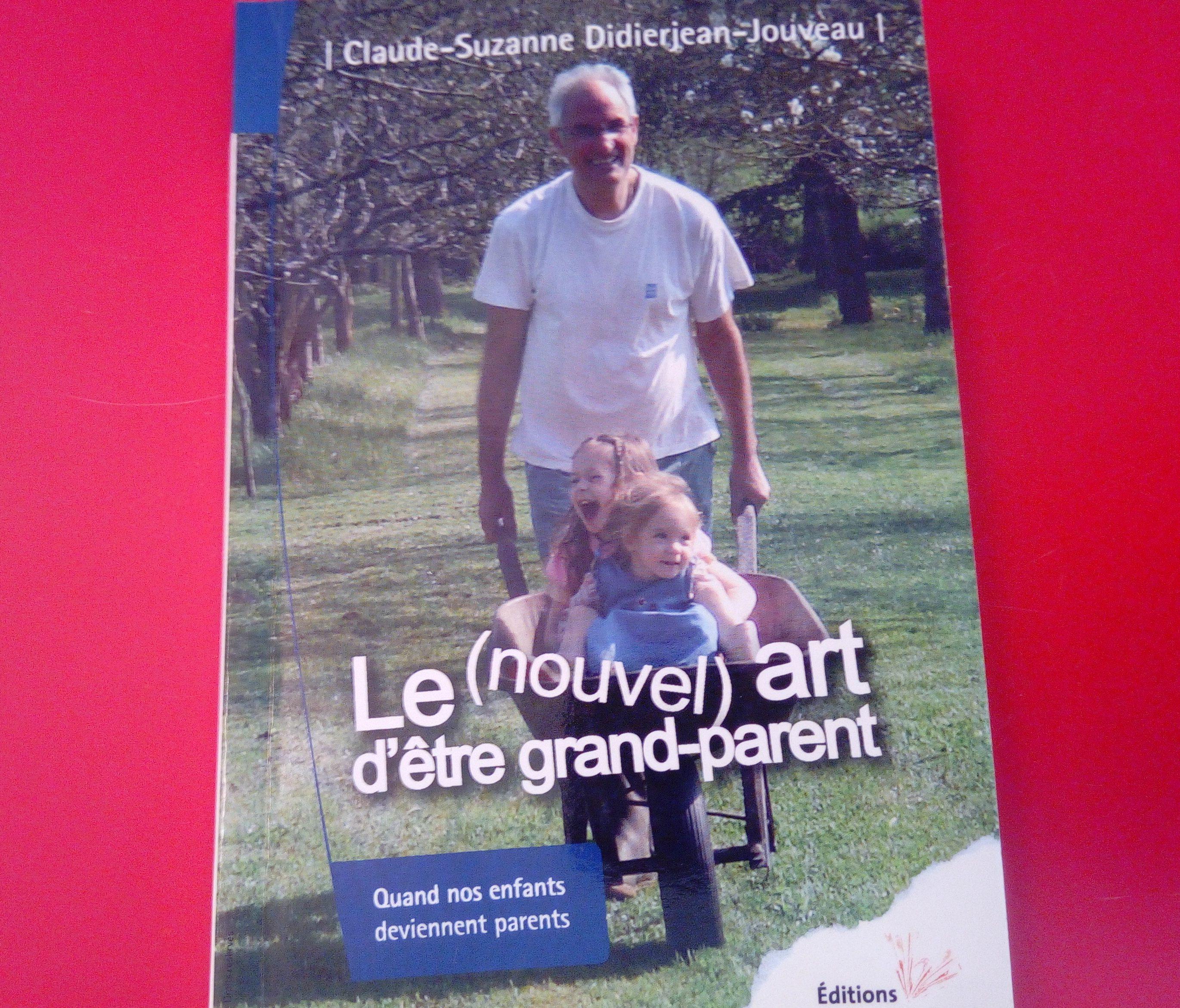 livre grands parents bienveillance