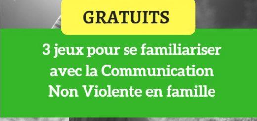 jeux communication non violente famille