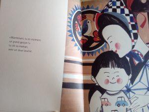 livre enfant qui veut grandir