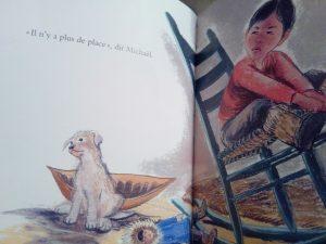 sur les genoux de maman livre enfants jalousie fratrie