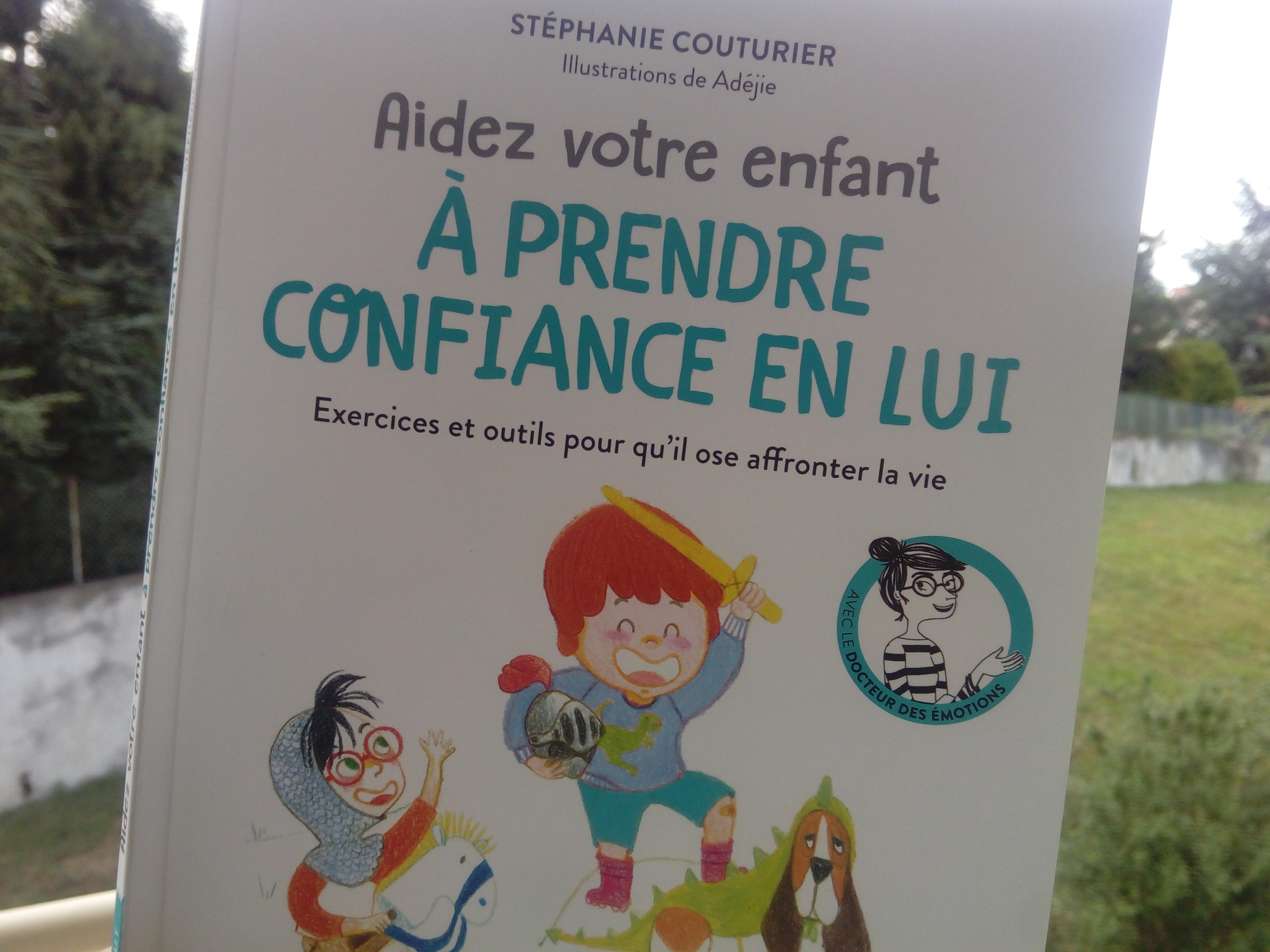 livre aider enfant confiance en soi