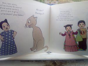 livre enfants ilya green