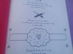 cahier enfants retour au calme
