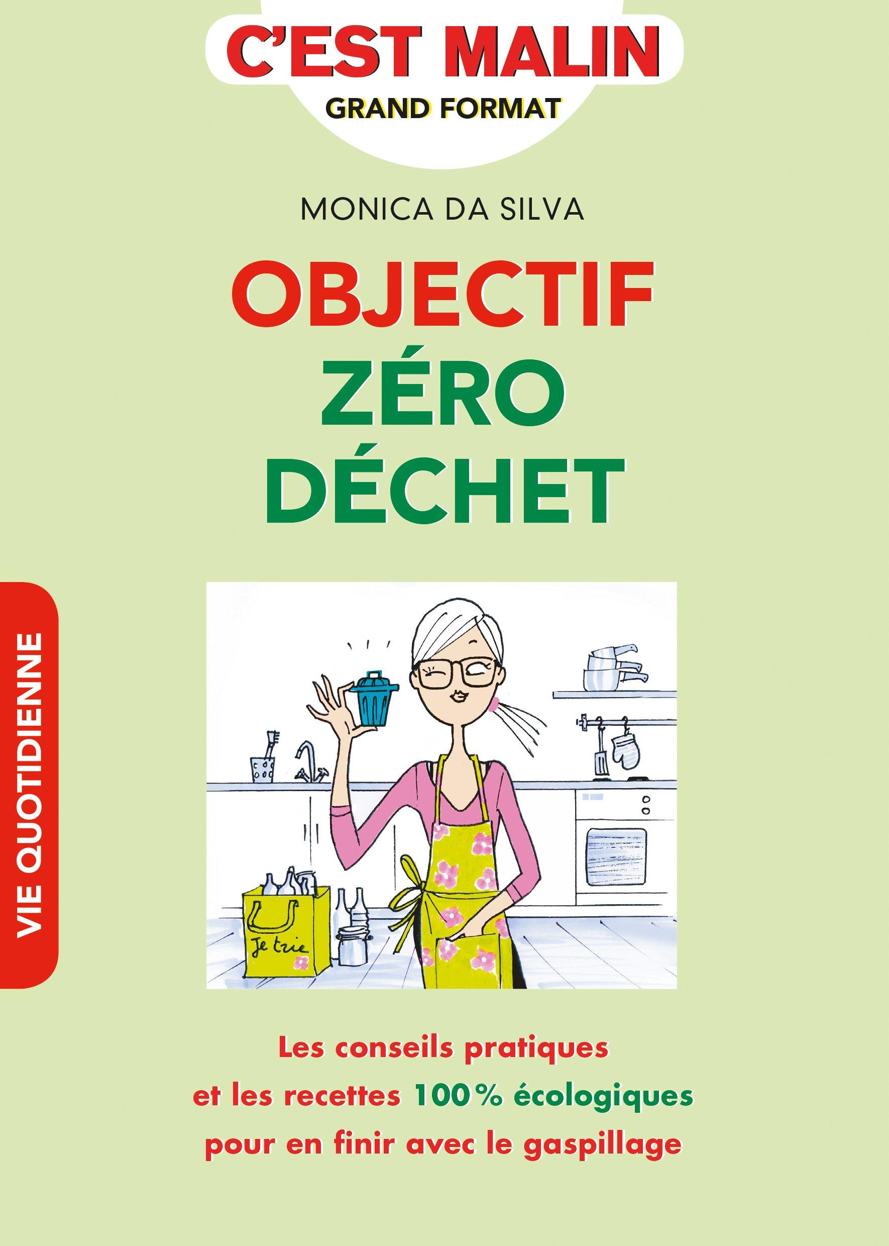 livre objectif zéro déchet