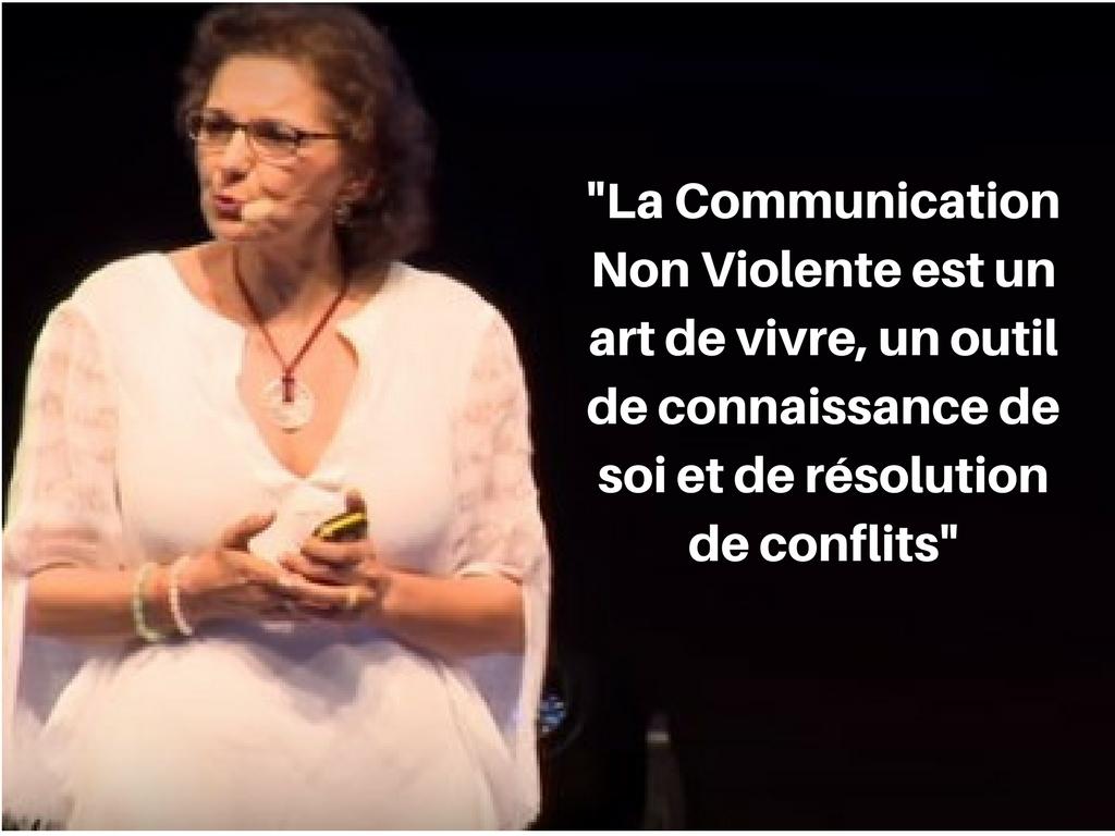 La Communication Non Violente connaissance de soi