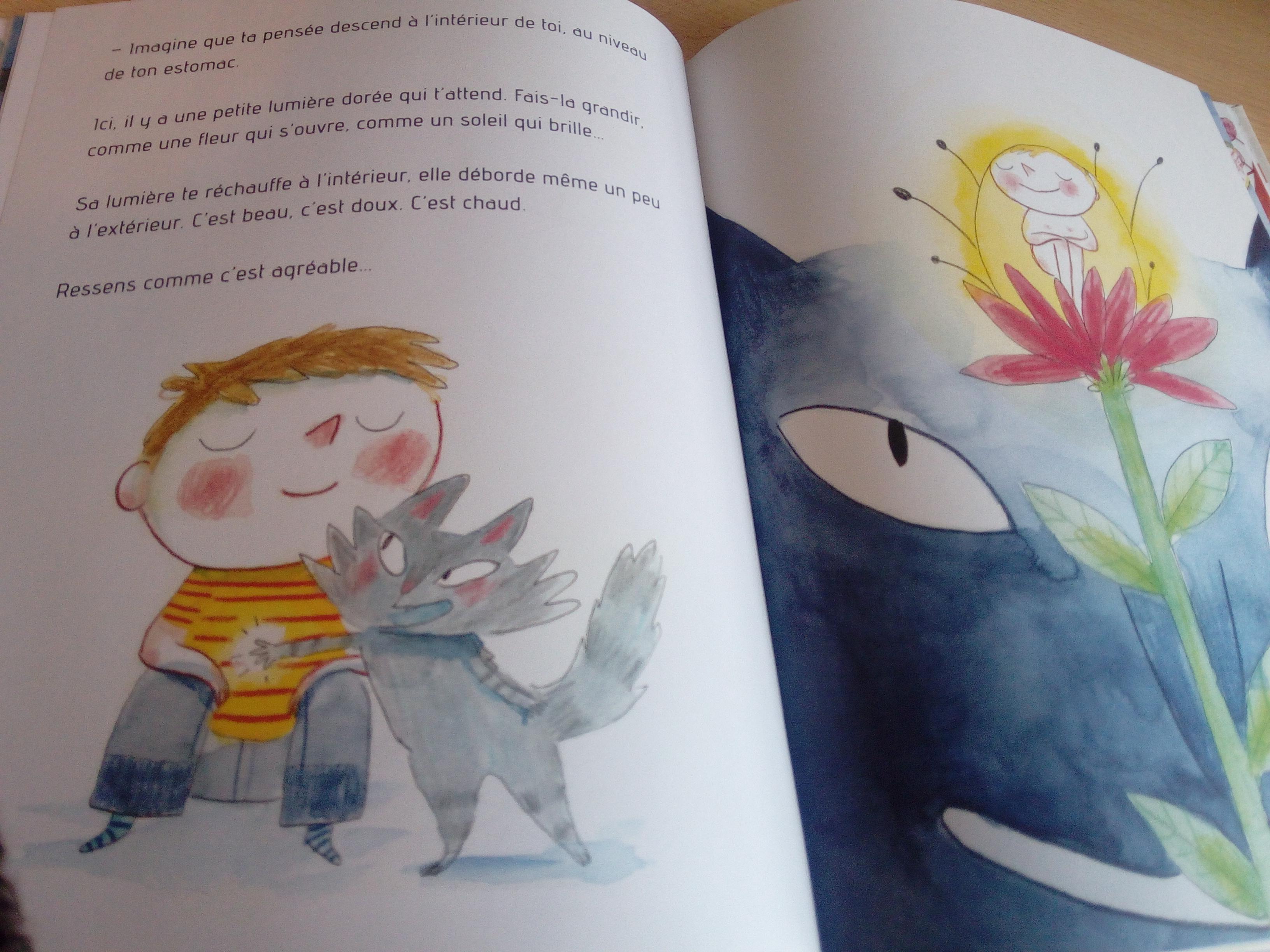 livre sur la paix enfants
